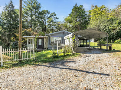 Single Family Home For Sale: 12007 Clift Mill Rd