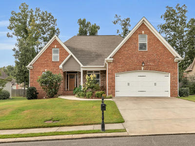Ooltewah Single Family Home For Sale: 4509 Wellesley Dr