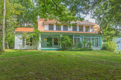 Lookout Mountain Single Family Home For Sale: 211 W Brow Rd