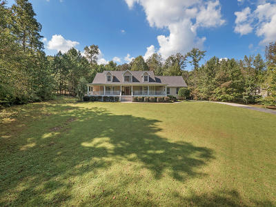 Apison Single Family Home Contingent: 4411 McDonald Rd #Lot 4