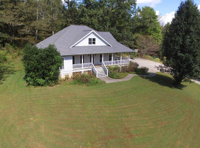 Lookout Mountain Single Family Home For Sale: 273 Middle Rd