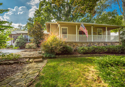 Signal Mountain Single Family Home For Sale: 1517 Gardenhire Rd