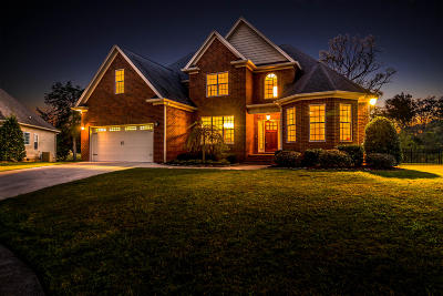 Ooltewah Single Family Home For Sale: 7788 Trout Lily Dr