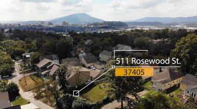 Chattanooga Residential Lots & Land For Sale: 511 Rosewood St