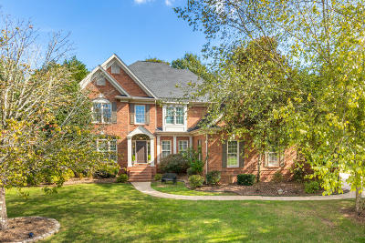 Hixson Single Family Home For Sale: 6408 S Cheltenham Rd