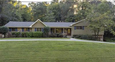 Dayton Single Family Home For Sale: 668 Scenic Dr