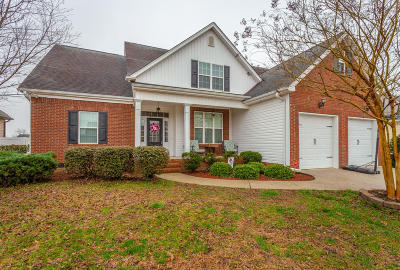 Ooltewah Single Family Home For Sale: 8386 Gracie Mac Ln