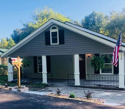 Cleveland Single Family Home For Sale: 960 SE 5th St