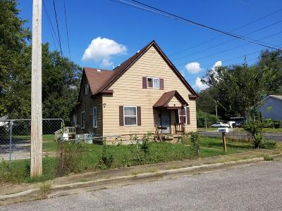 Chattanooga Single Family Home For Sale: 1909 Laura St