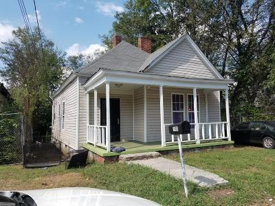 Chattanooga Single Family Home For Sale: 1905 Randolph St