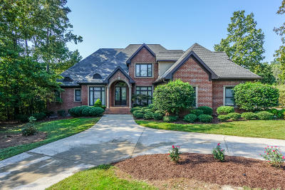 Chattanooga Single Family Home For Sale: 9216 Hidden Mountain Dr