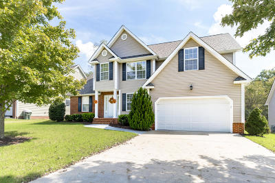 Chattanooga Single Family Home For Sale: 1870 Clear Brook Ct