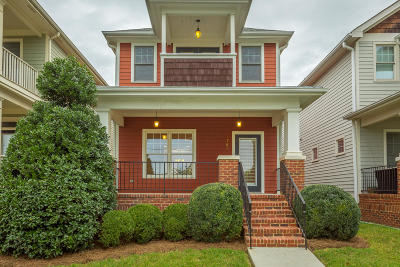 Chattanooga Single Family Home For Sale: 1765 Jefferson St