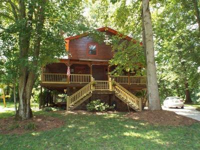 Benton Single Family Home For Sale: 148 Tree Frog Ln #12