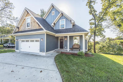 Chattanooga Single Family Home For Sale: 720 Old Dallas Rd
