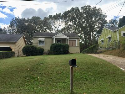 Chattanooga Single Family Home For Sale: 12 W 51st St