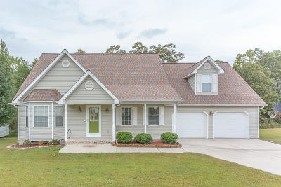 Ringgold Single Family Home Contingent: 1158 Spring Meadows Dr