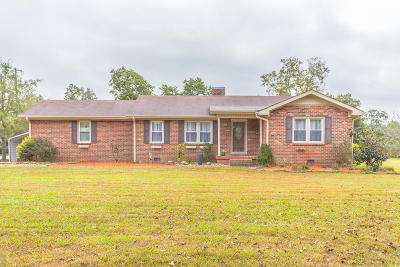 Hixson Single Family Home Contingent: 7624 W Clearwater Rd