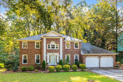 Hixson Single Family Home For Sale: 6500 Lake Shadows Cir