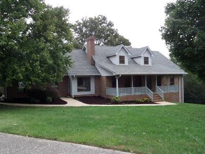 Ringgold Single Family Home For Sale: 49 Wilson Springs Dr