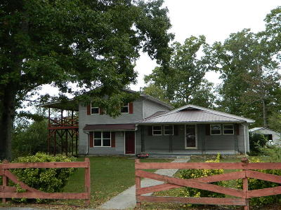 Flat Rock Single Family Home Contingent: 632 County Road 464