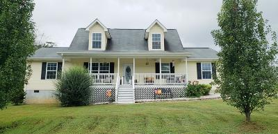 Trenton Single Family Home For Sale: 402 Lookout Cir