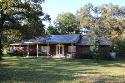 Single Family Home For Sale: 331 County Road 875