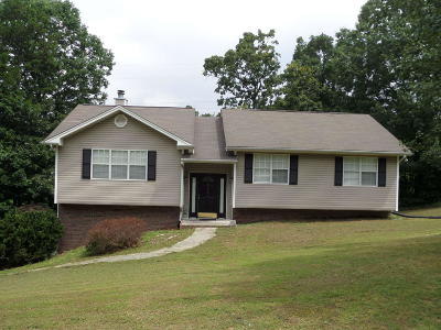 Ringgold Single Family Home Contingent: 568 Castleview Dr