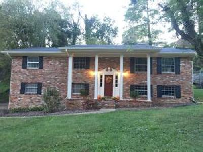 Hixson Single Family Home For Sale: 5808 Northwoods Dr