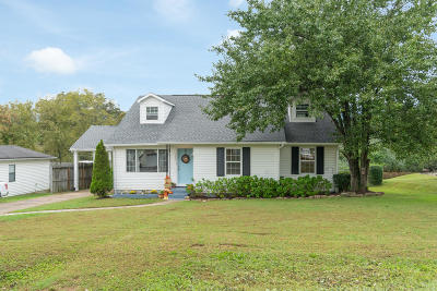 Chattanooga Single Family Home For Sale: 4807 Viola Dr
