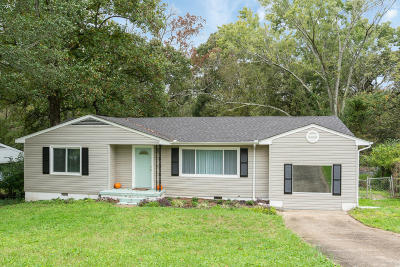 Chattanooga Single Family Home For Sale: 3727 Premium Dr