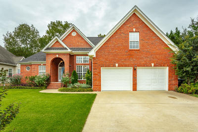 Hixson Single Family Home For Sale: 3021 Stage Run Dr