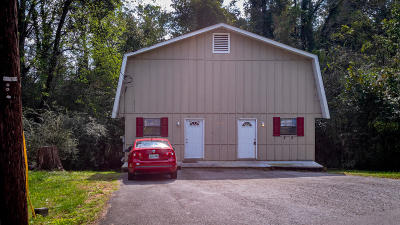 Chattanooga Multi Family Home For Sale: 2400 Briggs Ave