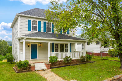 Chattanooga Single Family Home For Sale: 615 Forest Ave