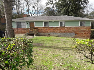 Chattanooga Single Family Home For Sale: 427 Booth Rd