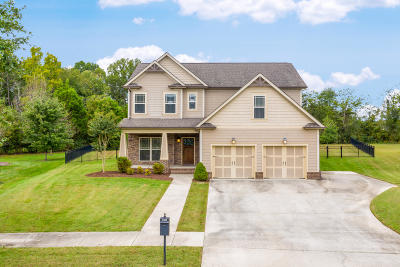 Ooltewah Single Family Home For Sale: 8354 Front Gate Cir
