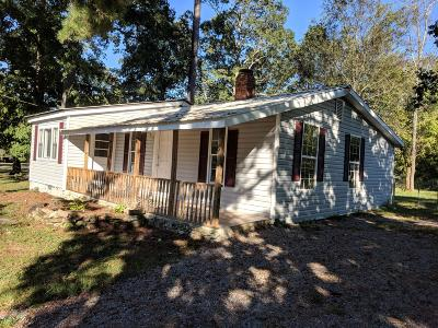 Chattanooga Single Family Home For Sale: 1116 Shady Rest Rd
