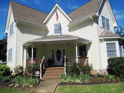 Hixson Single Family Home Contingent: 3041 Stage Run Dr