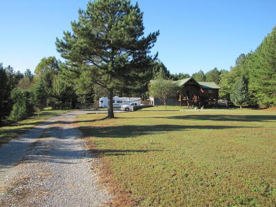 Riceville Single Family Home Contingent: 224 County Road 775