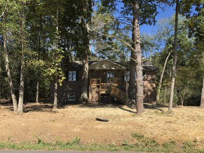 Cleveland Single Family Home For Sale: 106 SE Ownby Rd