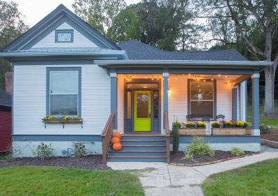 Chattanooga Single Family Home For Sale: 4711 Alabama Ave