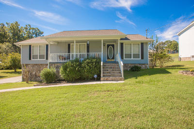 Ringgold Single Family Home Contingent: 302 Lee Dr