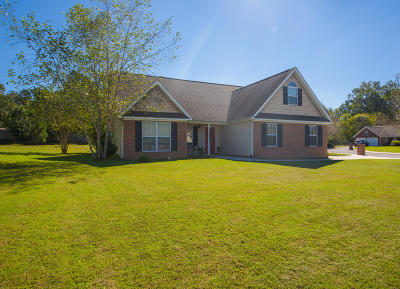 Ringgold Single Family Home Contingent: 11 Cripple Creek Dr