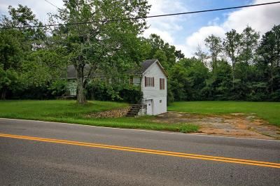 Cleveland Single Family Home For Sale: 2500 NE 20th St