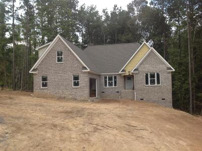 McDonald Single Family Home For Sale: 580 Pine Hill Road Rd