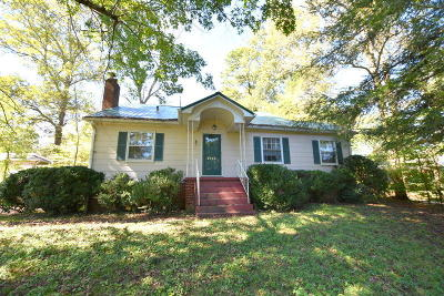 Cleveland Single Family Home For Sale: 1713 NW Georgetown Rd