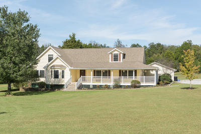 Ooltewah Single Family Home For Sale: 8721 Green Gap Rd