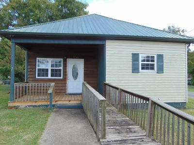 Chattanooga TN Single Family Home For Sale: $48,000