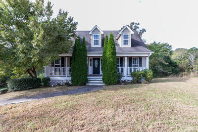 Ooltewah Single Family Home For Sale: 7153 British Rd