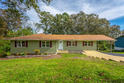 Chattanooga Single Family Home For Sale: 3729 Hemingway Dr